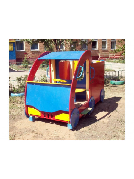 Машинка на детскую площадку Грузовик