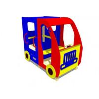 Машинка для детской площадки Минивэн