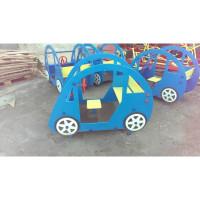 Машинка на дитячий майданчик Смарт