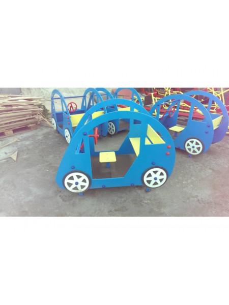 Машинка на детскую площадку Смарт
