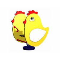 Качели на пружине Цыплёнок