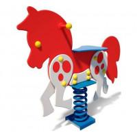 Качели-пружинка Пони