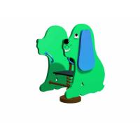 Гойдалка-качалка на пружині Цуценя