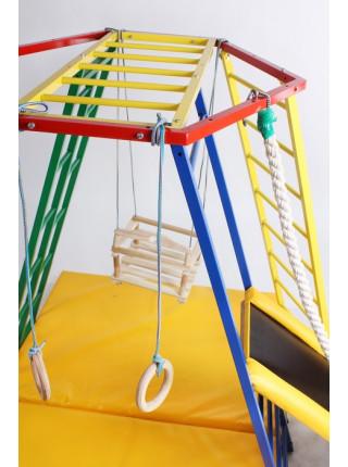 Детский спортивный комплекс из металла Мини
