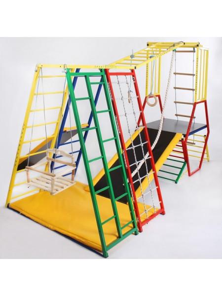 Спортивний комплекс для дітей Лабиринт-1
