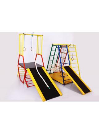 Спортивный комплекс для детей Лабиринт-1