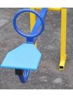 Качели детские балансир без спинки