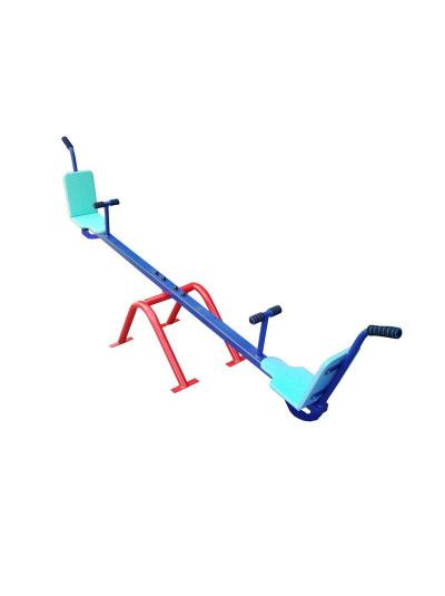 Дитячі гойдалки балансир зі спинкою Да-703.2