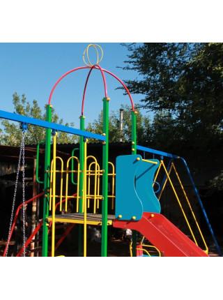 Площадка детская игровая спортивная Да-815