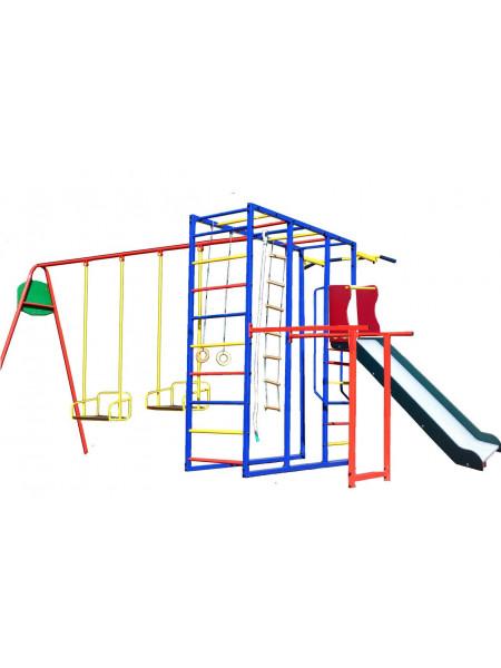 Спортивно-ігровbq вуличний майданчик Старт-1