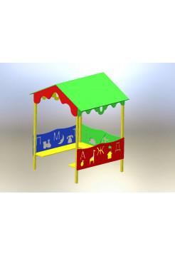Домик для детей АБВГДейка