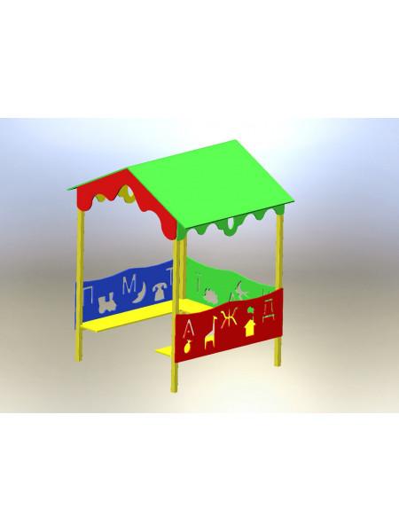 Будиночок для дітей АБВГДейка