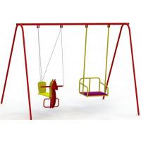 Гойдалка дитяча універсальна двомісна