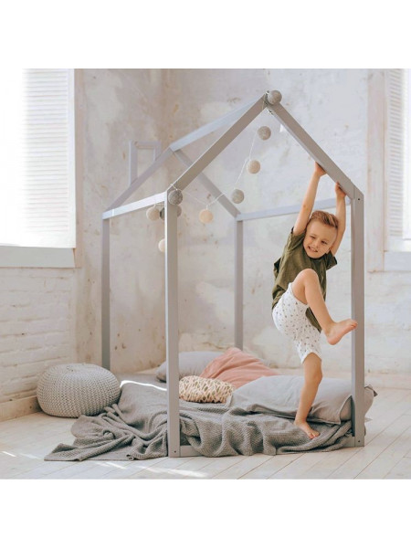 Кровать-домик Напольная