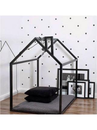 Ліжко-будиночок Підлогове