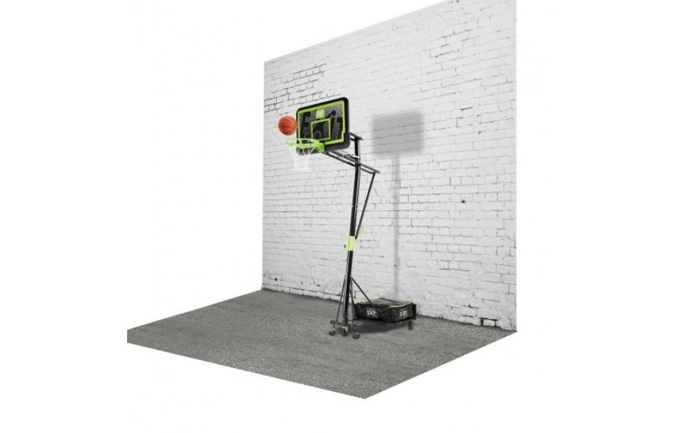 Вы любите игру в баскетбол? Баскетбольный щит всегда под рукой!