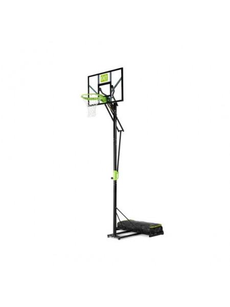 Передвижной баскетбольный щит Polestar EXIT green/black