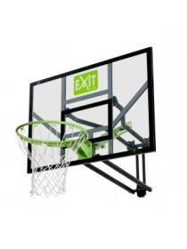 Баскетбольный щит Exit Galaxy настенный регулируемый