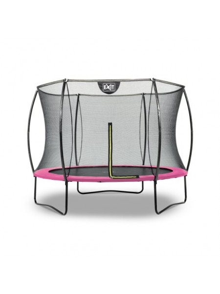 Батут EXIT Silhouette 305 см рожевий