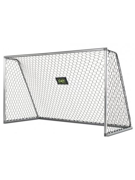 Футбольні ворота EXIT Scala алюмінієві 300x200см