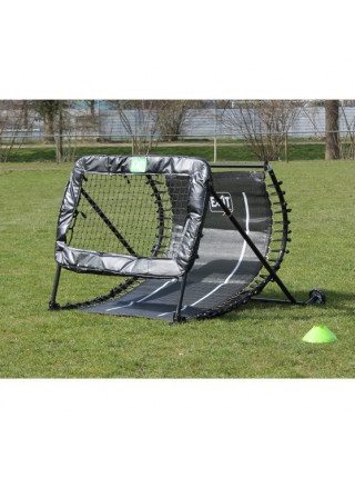 EXIT Kickback Футбольный ребондер 124x90см