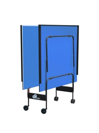 Стіл для тенісу складаний Атлет Люкс синій