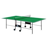 Стол для тенниса Атлет Спорт лайт зелёный