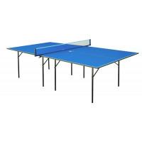 Стол для настольного тенниса Лайт синий