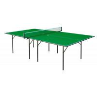 Стол для настольного тенниса Лайт зелений