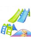 Горка детская пластиковая 123см