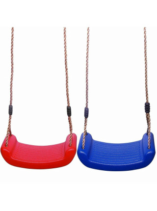 Гойдалки дитячі формовані Swing Hapro червоні