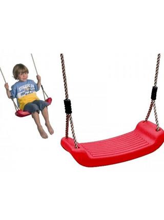 Гойдалки дитячі формовані Swing Hapro жовті