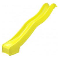 Гірка пластикова Hapro 3 метри жовта