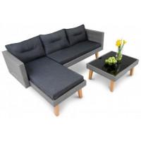Комплект садовой мебели Imola графит