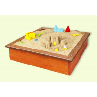 Песочница деревянная 200х200 см