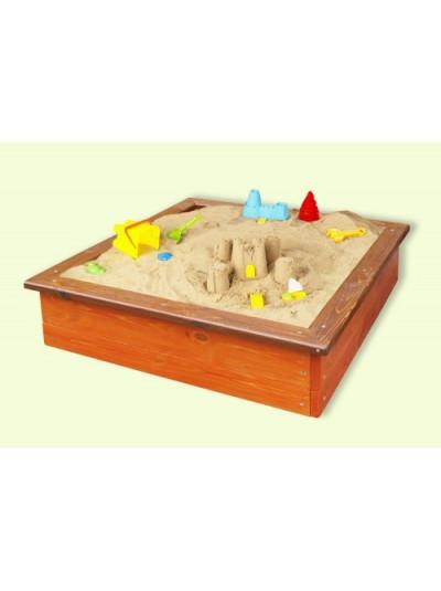 Песочница деревянная 120 см