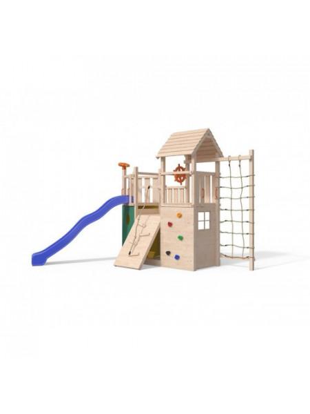 Детская площадка для дачи Кораблик
