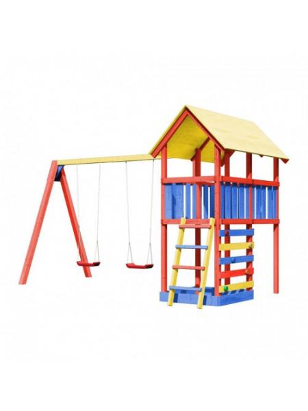 Игровой комплекс для дачи Беби Хаус
