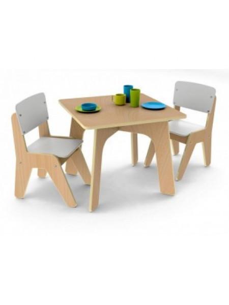 Комплект столик і стільчики