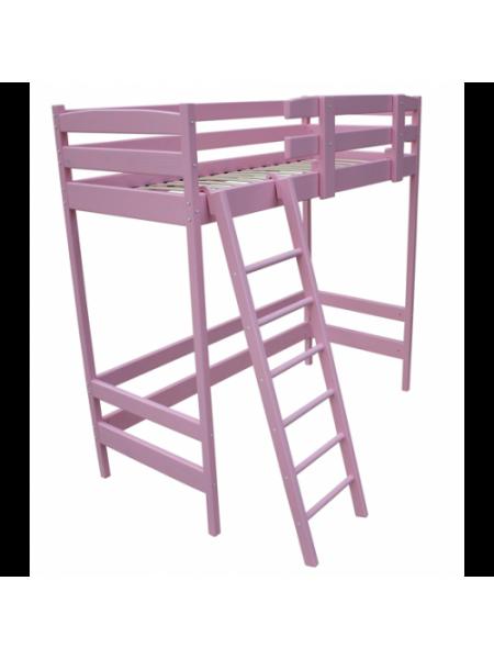 Дерев'яне ліжко-горище Барбі 160*70 см