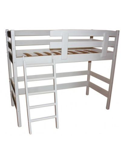 Деревянная кровать-чердак Сновик 160*70 см