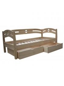 Підліткове ліжко 190*80 см