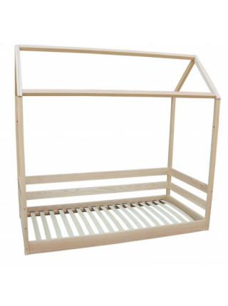 Кровать для ребёнка Домик Ясень 200х90