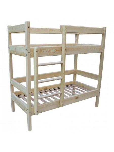 Детская двухярусная кровать 140Х60 см
