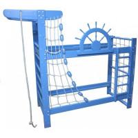 Двухъярусная кровать Морской пират 190 х 80 см