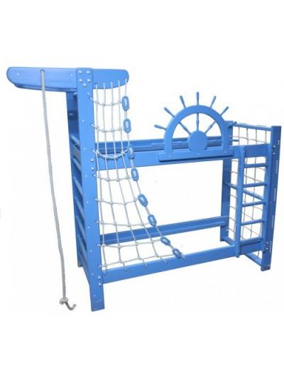 Двухъярусная кровать Морской пират 160 х 70 см