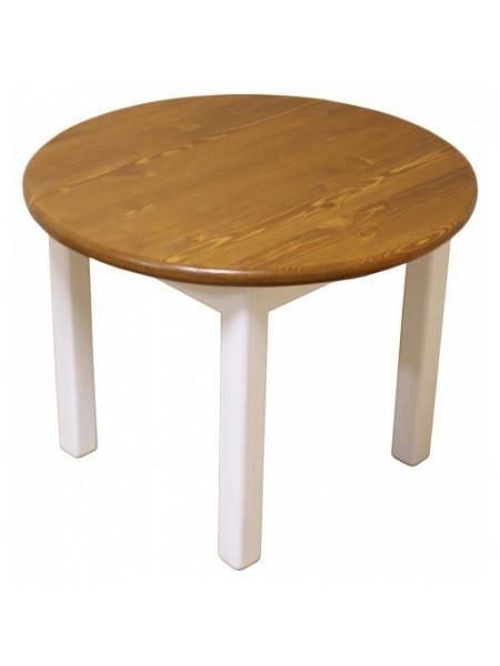 Столик детский круглый Пломбир