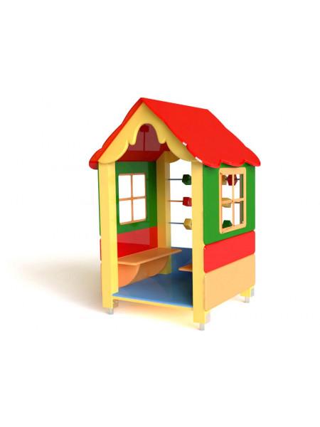Домик для детской площадки в веранды и домики деревянные