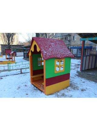 Будиночок для дитячого майданчика