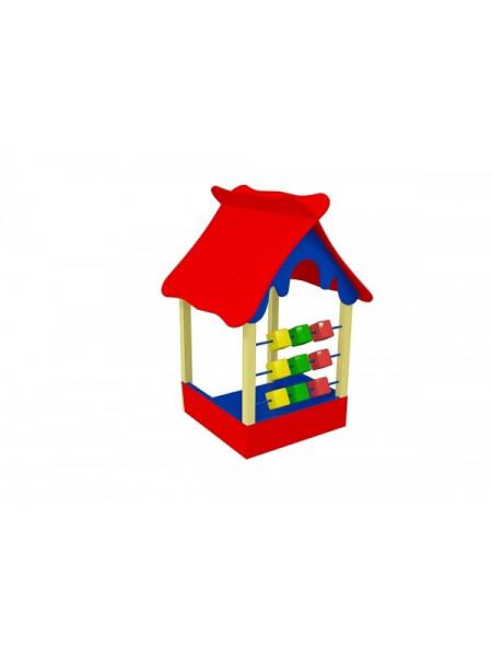 Веранда для дитячого майданчика